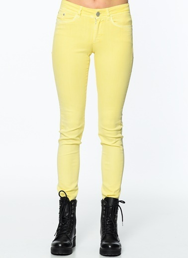 Lee Cooper Pantolon | Mayra Sarı